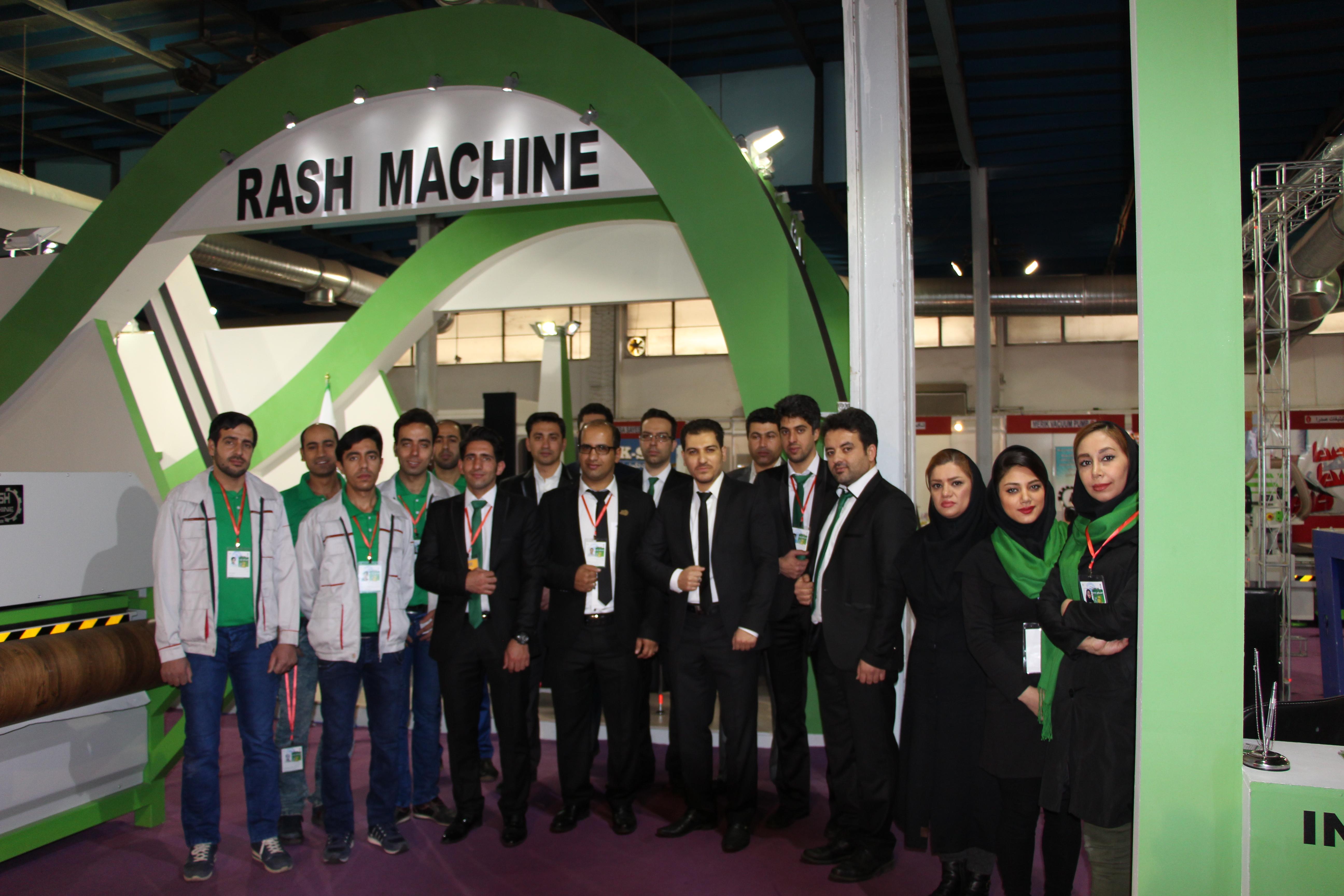 برگزاری شانزدهمین  نمایشگاه تبریز woodex