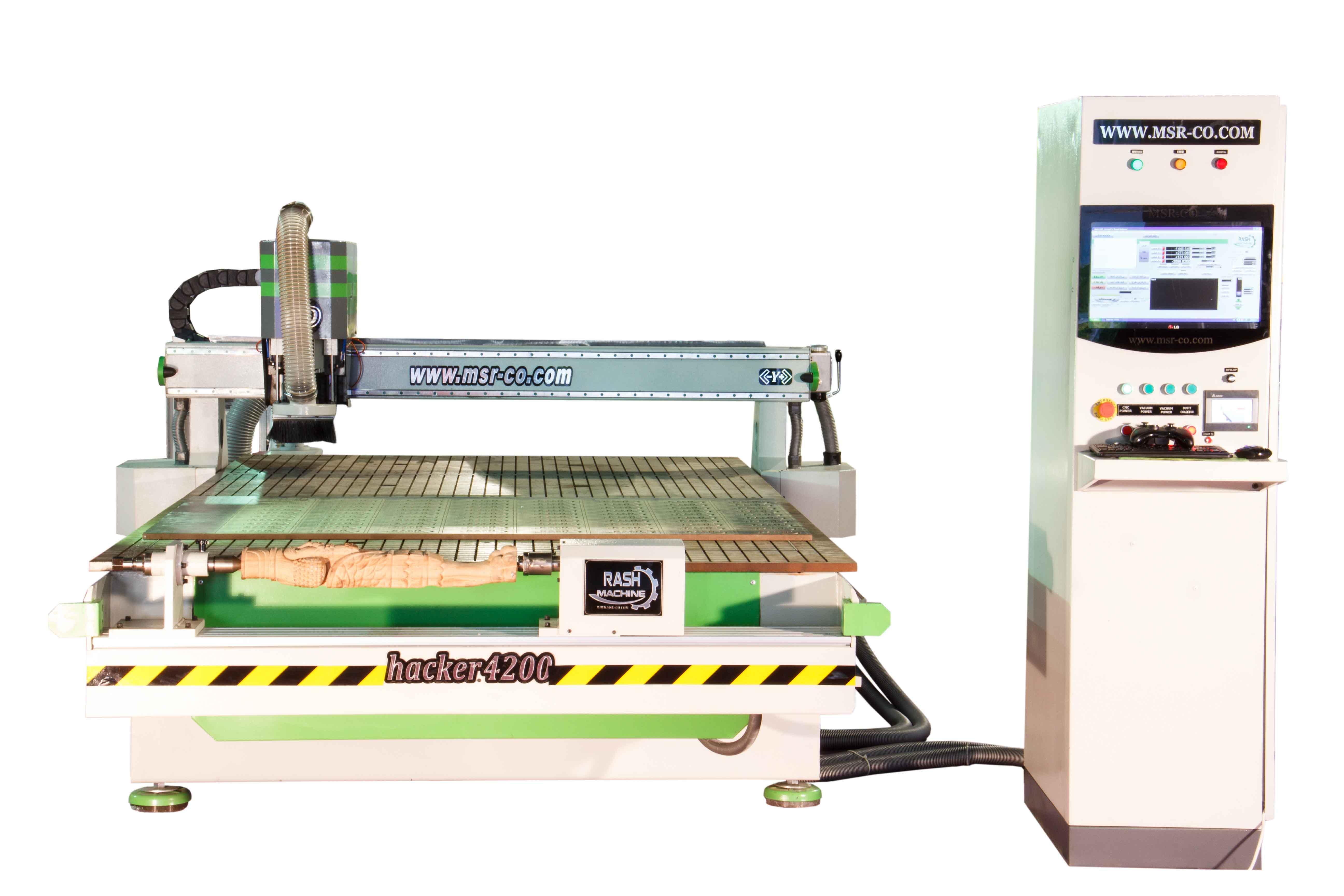 انواع دستگاه های CNC